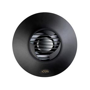 Icon Cover 197mm Black