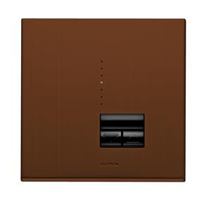 Rania Master 1 Gang Dimmer Antique Bronze 450W