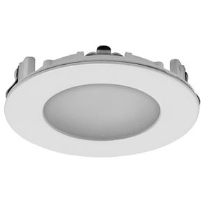 Trimless IP55 Frosted Conversion Ring White 50mm