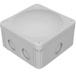 2A Microwave Presence Detection Switch IP67 White 500W