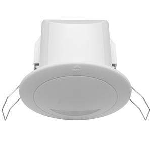 Ceiling flush mounted microwave presence detection switch White 400W