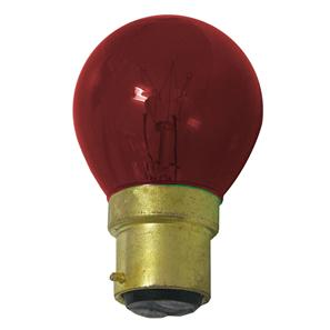Bayonet Cap (Colour) Red