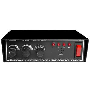 Ropelight Controller SL403 2 Wire 10mm 240V