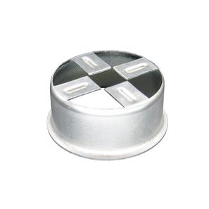 Plaster Ring for Invisible Range Metal 54mm