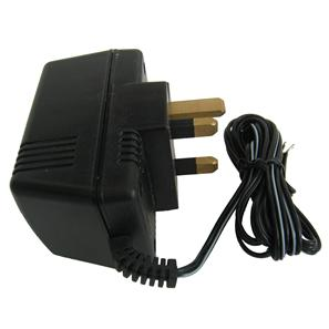 RAKO 12V dc Power Adapter Black