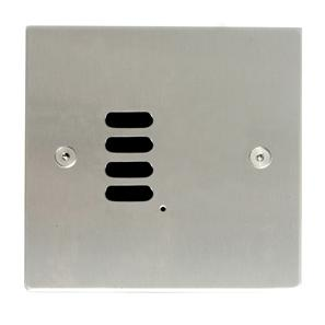Wise ID Switch Satin Stainless Steel 4 Channel