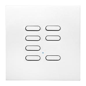 Wise Switch 7 Channel White 3V