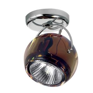 Beluga 240V 75W Brown Glass