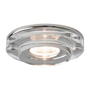 Mint LED Round Polished Chrome / Glass 3500K Neutral White