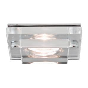 Mint LED Square Polished Chrome / Glass 3500K Neutral White