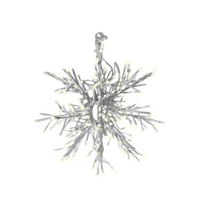 LED Outdoor/Indoor Snowflake 32 3000K Warm White White