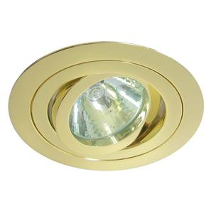 Rock 'n' Roll 50 12V 50W Brass (Bevelled Edge)