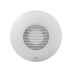 Icon Isolator Fan 197mm 240V White 9.4W
