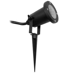 LED9030 RGB Spike 350mA 3W Black