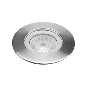 LED 60mm Recessed 45° 350mA Blue 1W