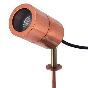 Smooth Spike Light 240V Copper 35W