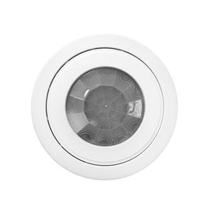 PIR Occupancy Switch with 1-10V Daylight Linked Dimming White 1500W