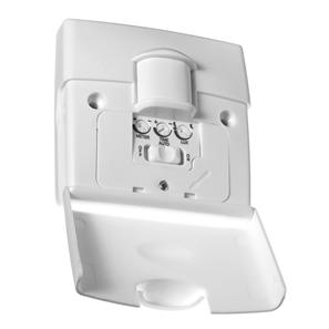 180� Motion Sensor PIR Light Switch White 500W