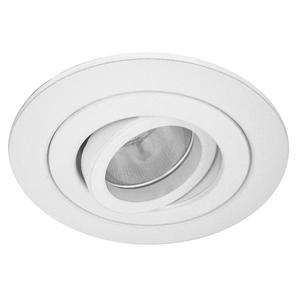 Rock 'n' Roll Chrome Baffle 35 12V 35W White (Bevelled Edge)