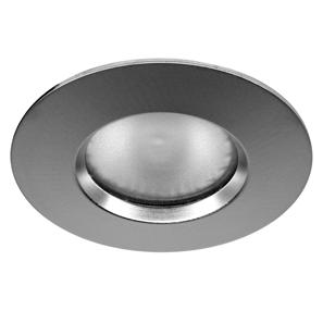 Fixed Downlight Bathroom 35 12V 35W Satin Chrome