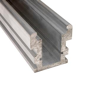 Line Recessed Extrusion 1000mm Aluminium