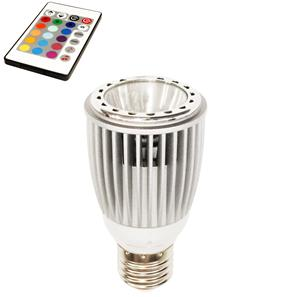 Karaoke LED Colour Changing Lamp + Remote 240V RGB 35°