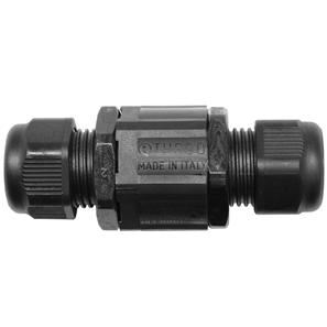 IP68 5-13mm (3 pole) MINI Cable Gland Black
