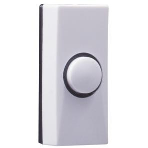 Wired Bell Push  White