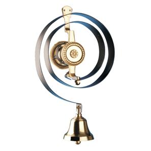 Mechanical Butlers Bell Kit Brass / Black