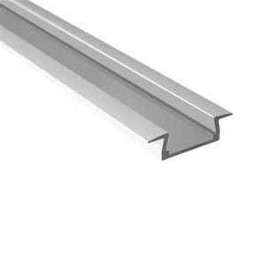 Micro Recessed Extrusion Anodised Aluminium 2070mm