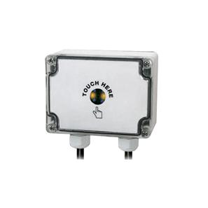 Exterior Time Lag Switch 1 Gang 4000W