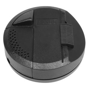 Slide Dimmer/Switch (2 Circuit) 240V Black 500W