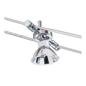 Wire Spot Tap Screw 12V Chrome 35W