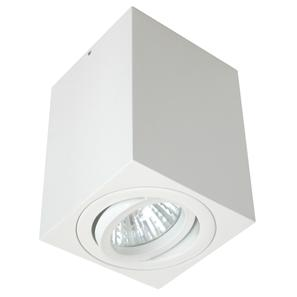 Rock Cube Spot Downlight 240V 50W White