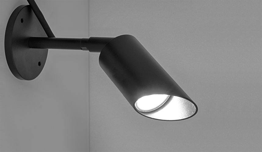 LED Hood Wall Spotlight Range