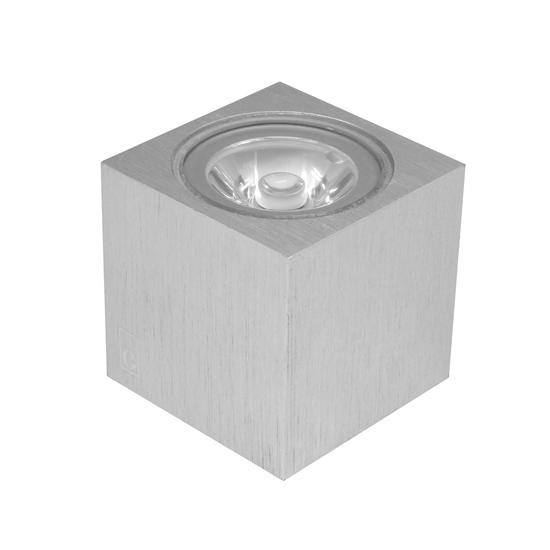 Mini cube led wall light 350ma 350ma 4000k cool white mr resistor mini cube led wall light 350ma 350ma 4000k cool white aloadofball Gallery