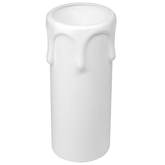 Candle Drip White 33mm