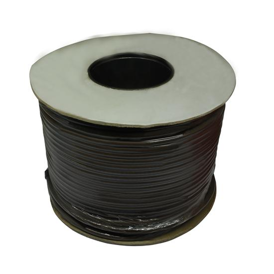 Television Cable 100M 1.0mm� Brown