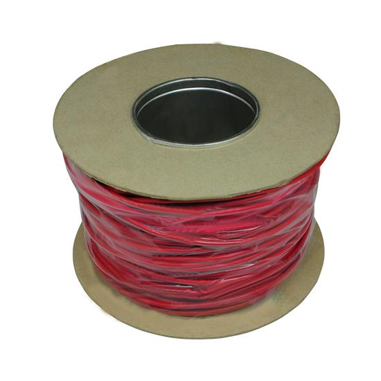PVC Single Core Cable 100M  2.5mm² Red