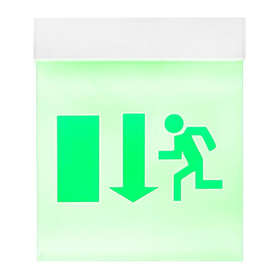 LED Main Exit Sign 1W 350mA