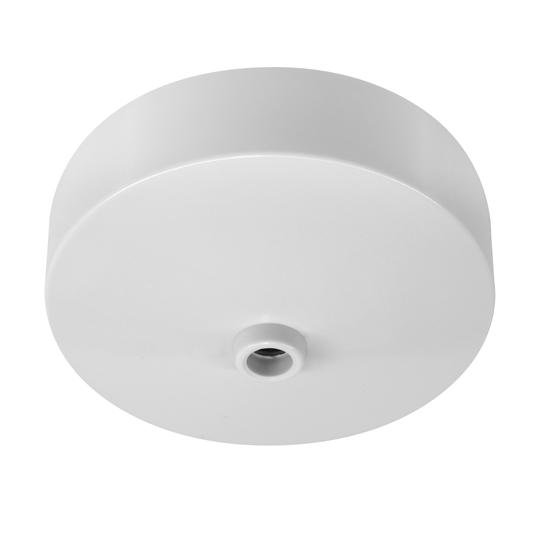Dome Ceiling Rose White