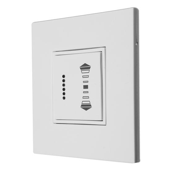 Wise Blind Switch 400W White