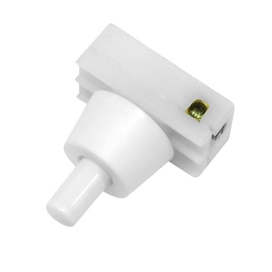 Push Switch 2A White