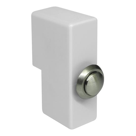 Push To Break Switch Module Satin Stainless 5A