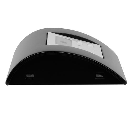 Wise Mouse Blind Switch & Daylight Sensor 2 Channel Black