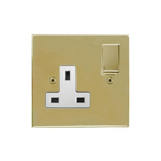 Trimless Floor Socket 1 Gang 13 Amp Unswitched Floor