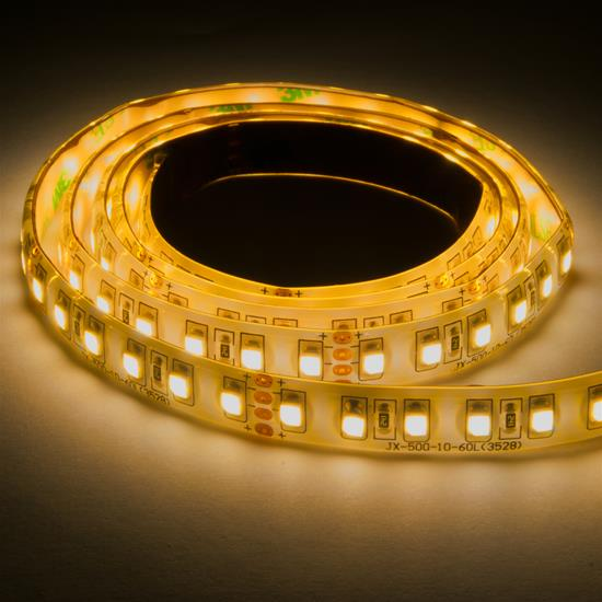 LED Tape Seamless 1m (120xSMD 3528 LEDs/m) 24V 8W 2700K Warm White
