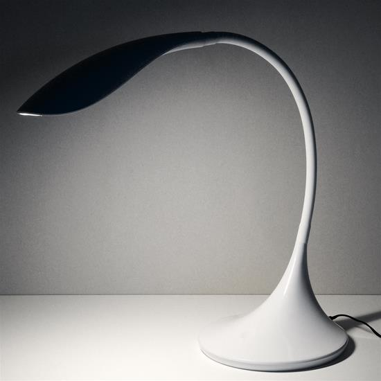LED Dimmable Table Lamp 240V White 4.5W