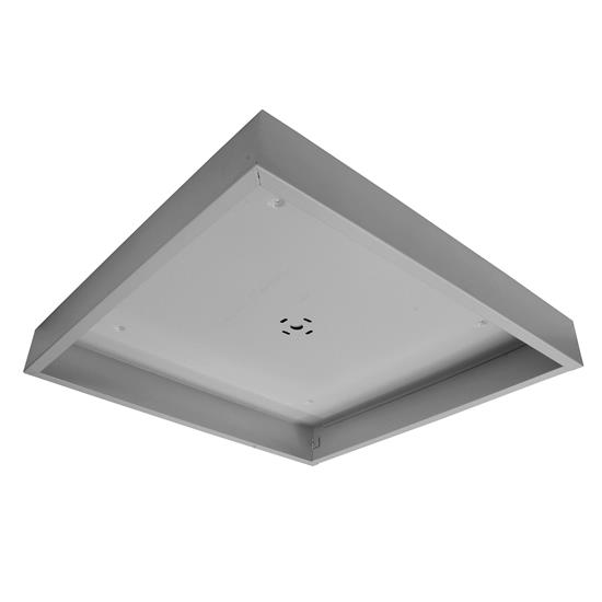 Silver LED Panel Surfaced Mounting Box 600mm 600mm