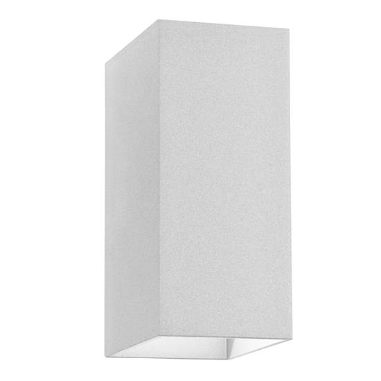 Oslo 160 LED Up/Down Wall Light 240V (7494) Textured White 6W
